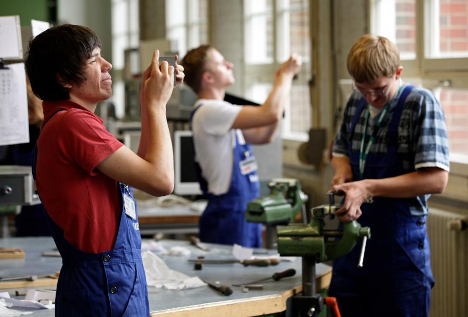 Focus on apprenticeships in US